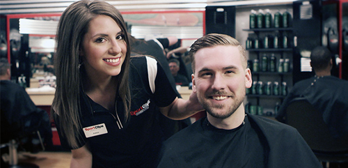 Sport Clips Haircuts of Revere - The Shops at Suffolk Downs  Haircuts